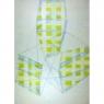 Archipel (jaune & turquoise)